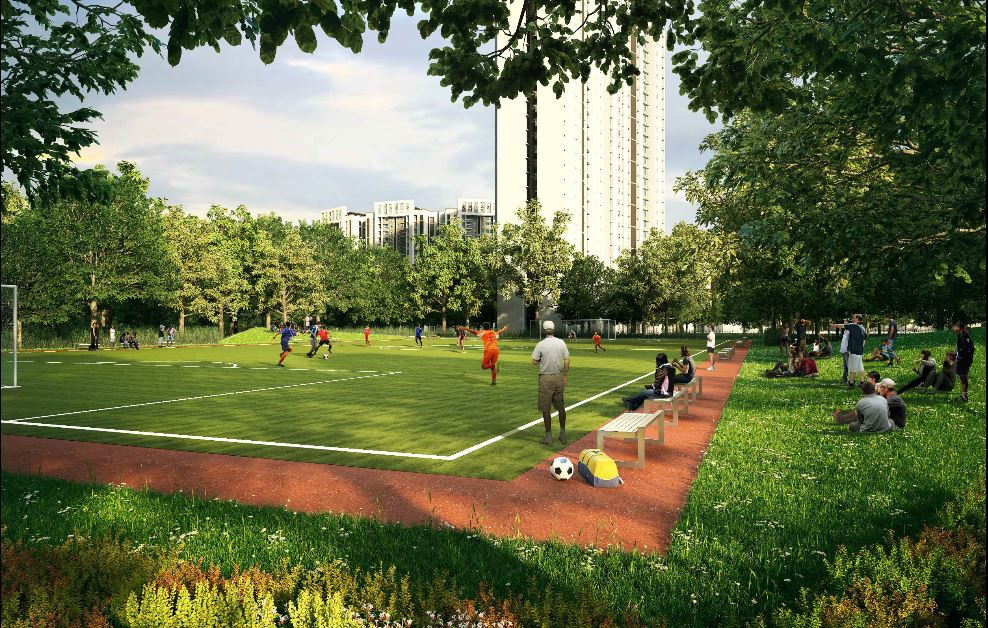 Lodha Upper Thane By Lodha Group Floor Plan Price